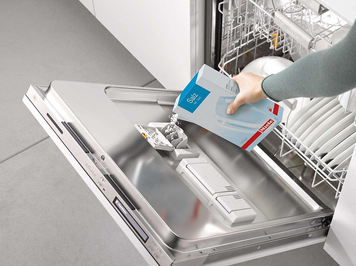 Как почистить посудомоечную машину в домашних условиях 33