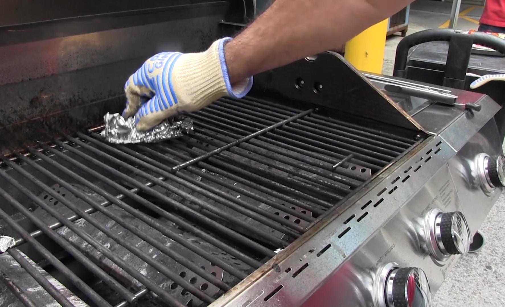 Как почистить газовую плиту в домашних условиях - О чистоте 48