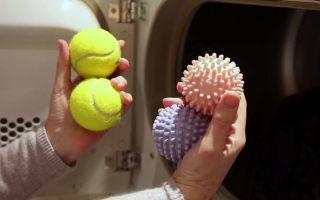 Выбор шариков для стирки пуховиков