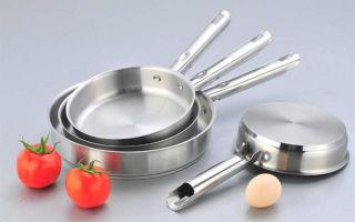 Как отмыть сковороду от нагара и жира