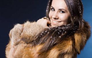 Как почистить искусственную шубу и искусственный мех