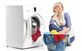 Как быстро почистить стиральную машину от накипи