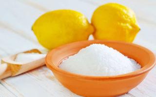Как почистить стиральную машину от накипи лимонной кислотой