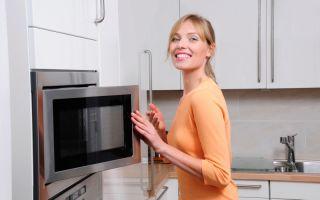 Как избавиться от неприятного запаха в микроволновке