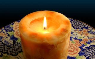 Как отстирать воск от свечи с одежды быстро и без особых усилий
