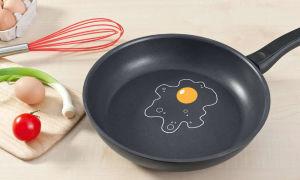 Как быстро и эффективно очистить тефлоновую сковороду от нагара
