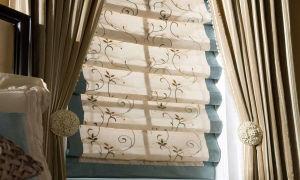 Как правильно стирать римские шторы в домашних условиях