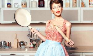 Чем отмыть сковороду от старого жира и многолетнего нагара