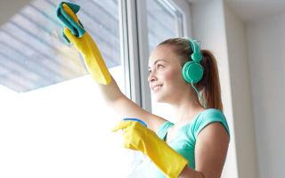 Как самостоятельно помыть окна без разводов
