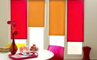 Как правильно стирать рулонные шторы в домашних условиях