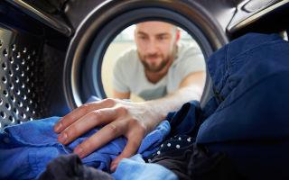 Как и на каком режиме стирать куртку