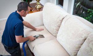 Как почистить мягкую мебель в домашних условиях