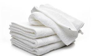 Как быстро и легко отбелить белые полотенца