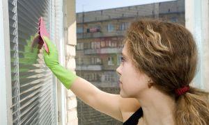 Как правильно помыть жалюзи в домашних условиях