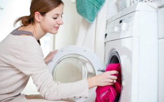 Как правильно постирать куртку в стиральной машине