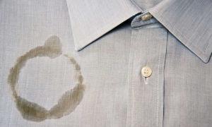 Как отстирать пятна от чая с одежды