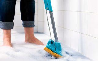 Как убрать в ванной плесень и предотвратить ее появление