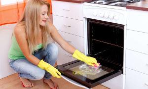 Как почистить духовку от застаревшего жира своими руками