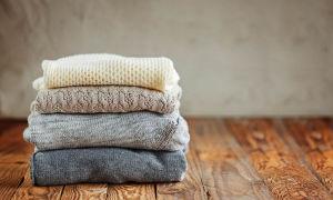 Как стирать шерстяные вещи в домашних условиях