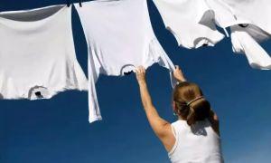 Как самостоятельно отбелить нижнее белье
