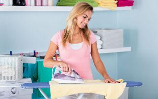 Выбираем доску для глажки одежды и белья