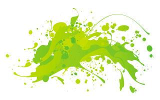 Как быстро отмыть зеленку с одежды