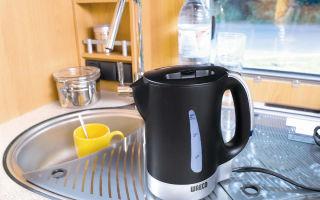 Как самостоятельно отмыть электрический чайник от накипи