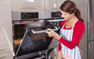 Как быстро и эффективно отмыть духовку в домашних условиях