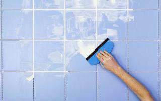 Как очистить плитку от плиточного клея после ремонта