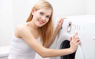 Как почистить стиральную машину в домашних условиях от накипи и грязи