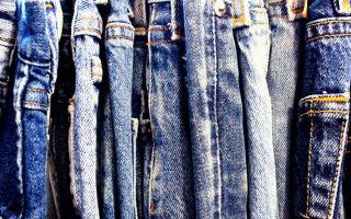 Как стирать джинсы в стиральной машине автомат и вручную