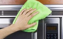 Как почистить микроволновую печь с помощью уксуса