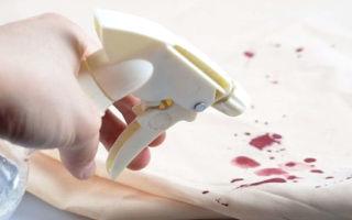 Как отстирать кровь с одежды, постельного белья и других поверхностей