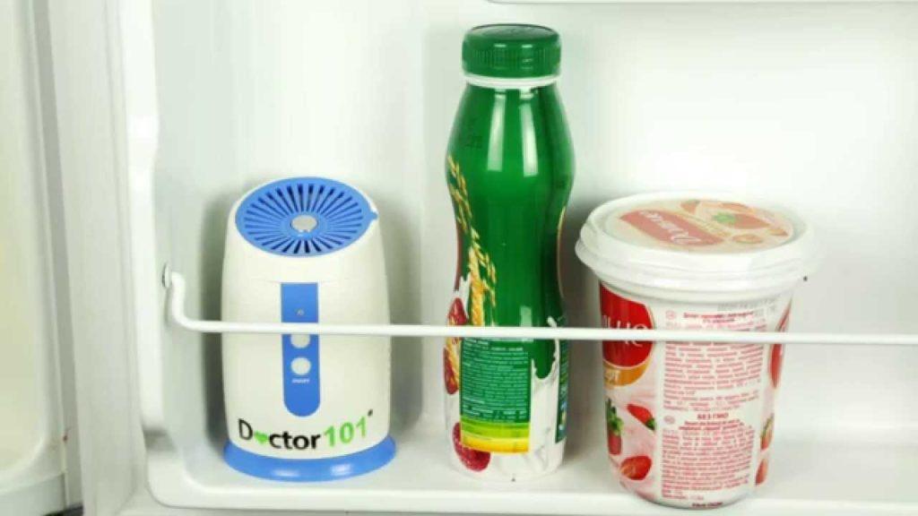 Освежитель в холодильнике