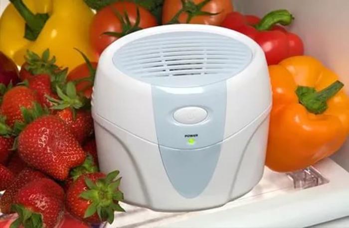 Ионизатор в холодильнике