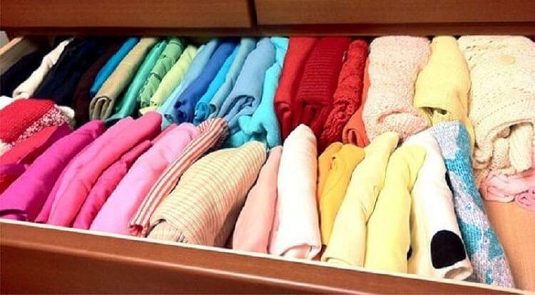 Вещи в шкафу