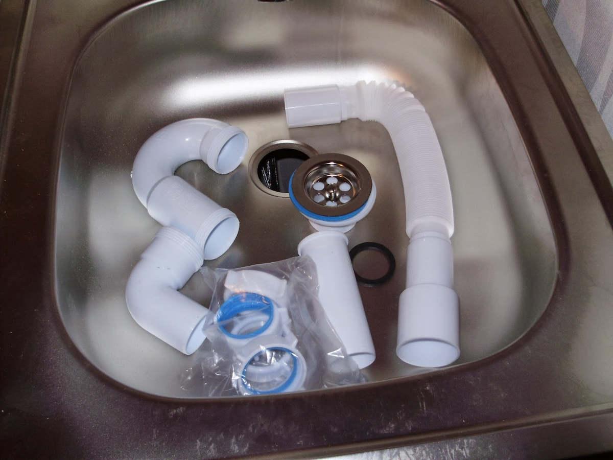 Детали канализации