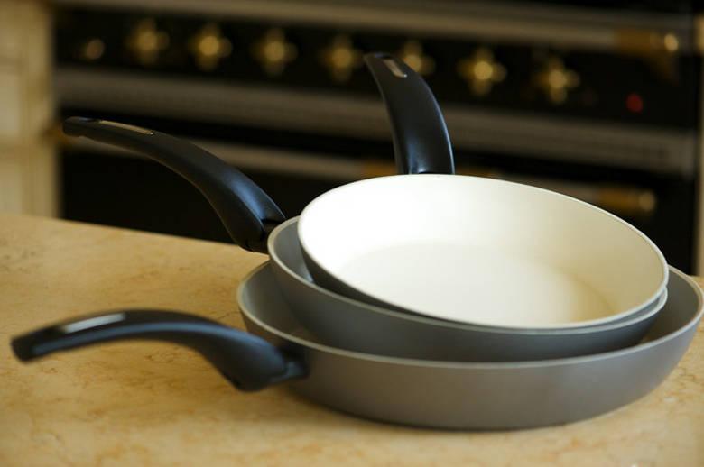 Чистые сковородки