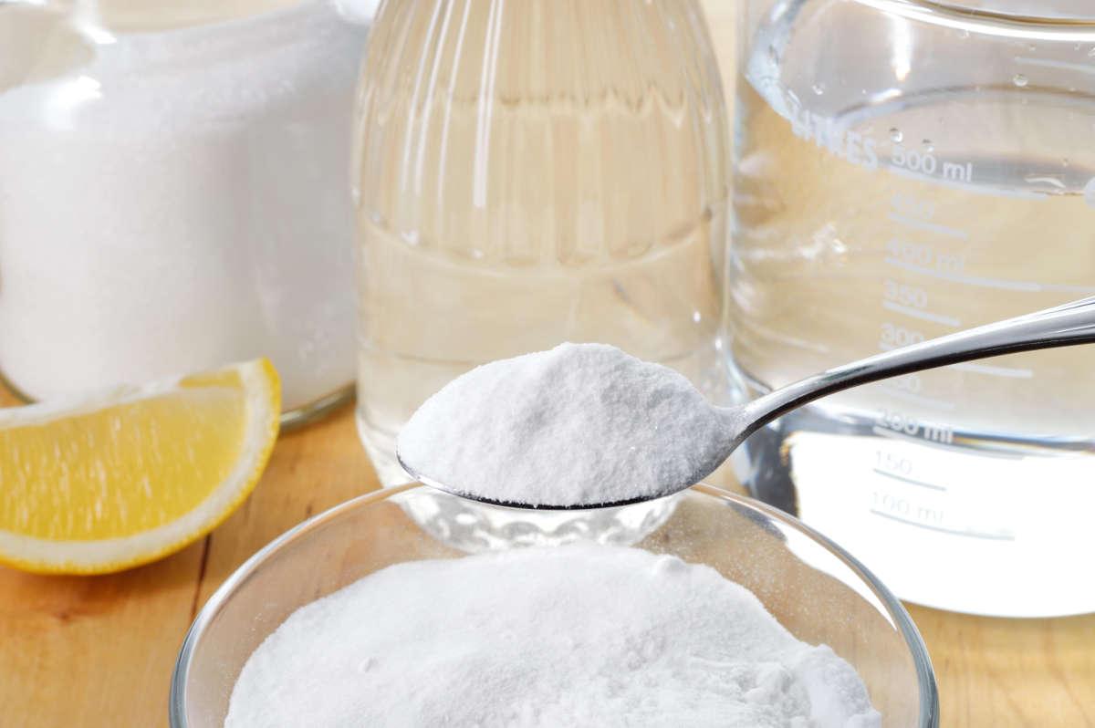 Соль и уксус