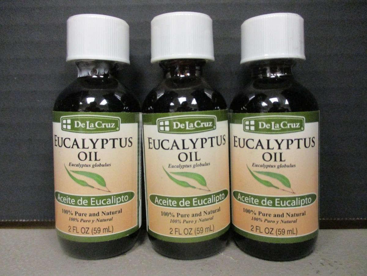 Эвкалиптовое масло