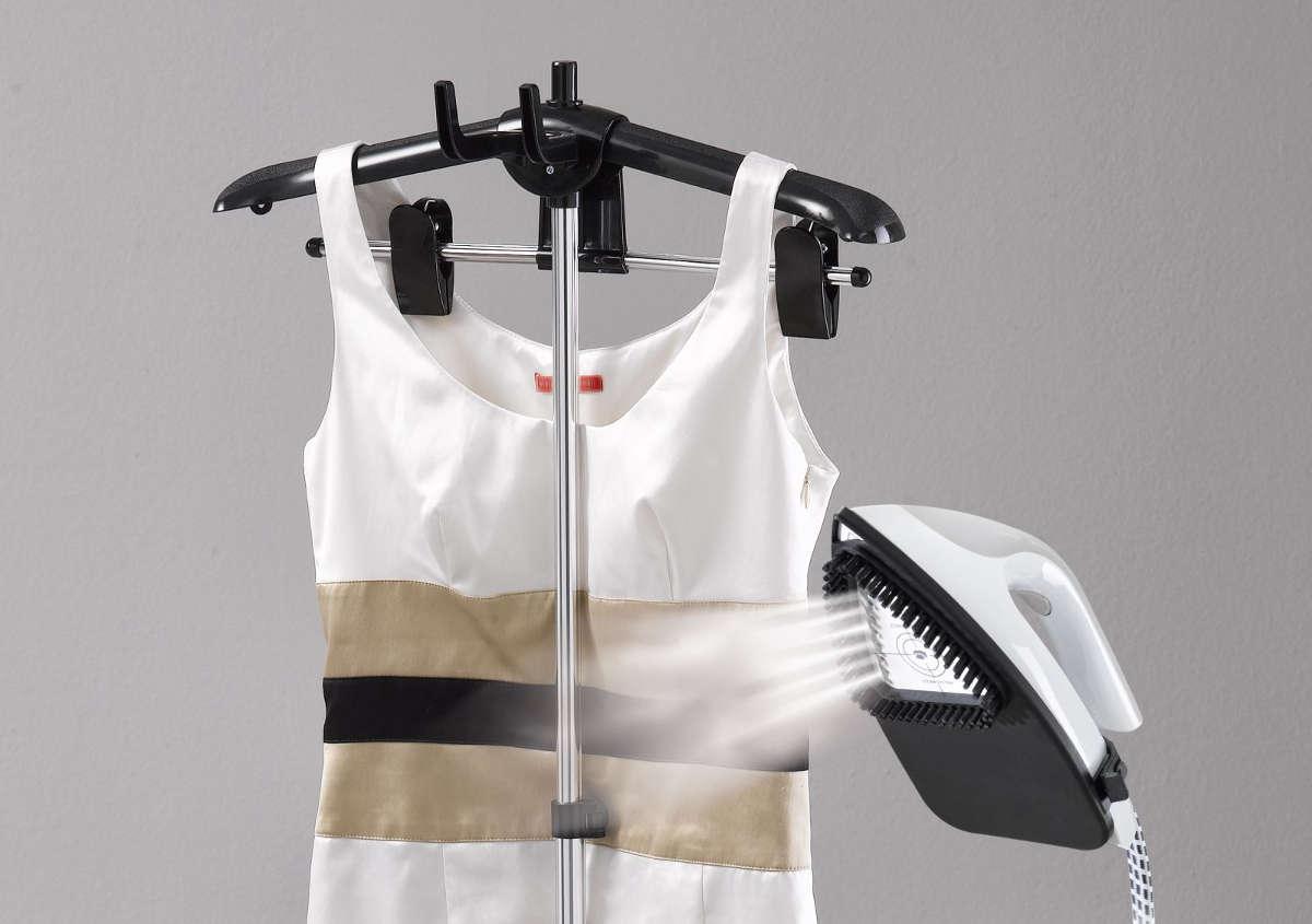 Отпаривание блузки