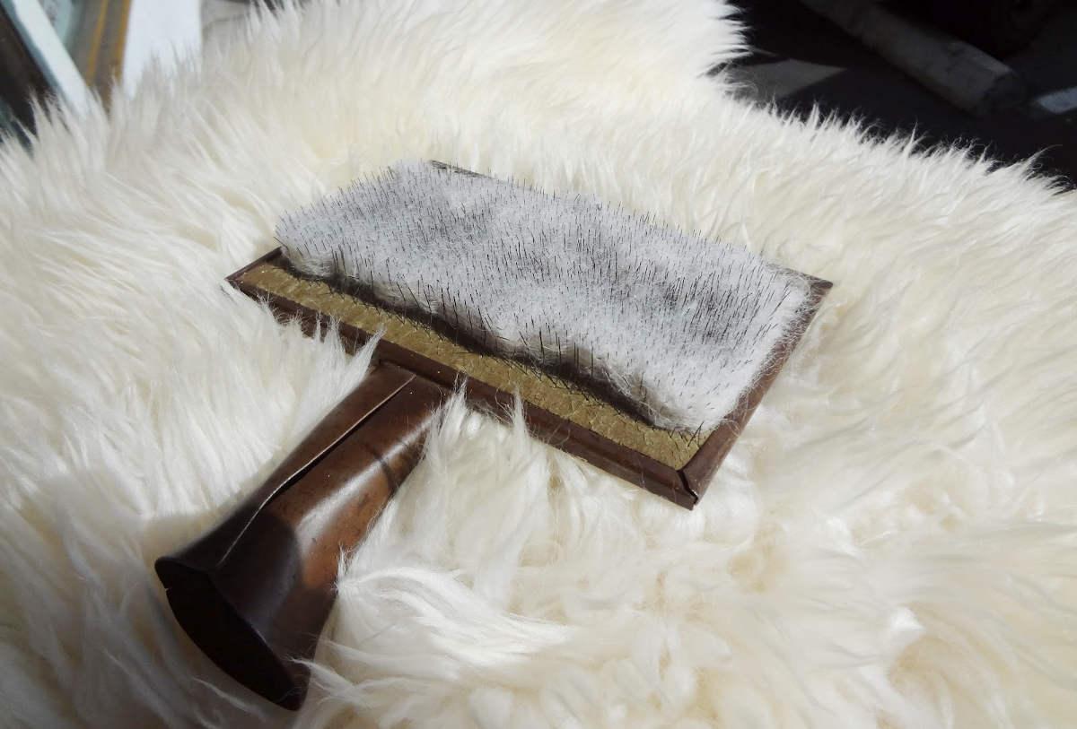 Щётка для меха