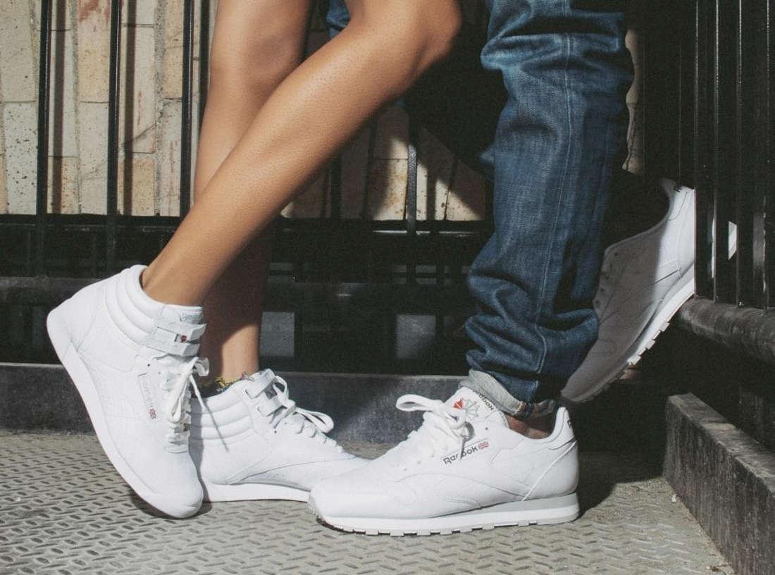 Двое в белых кроссовках