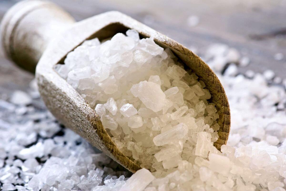 Каменная соль