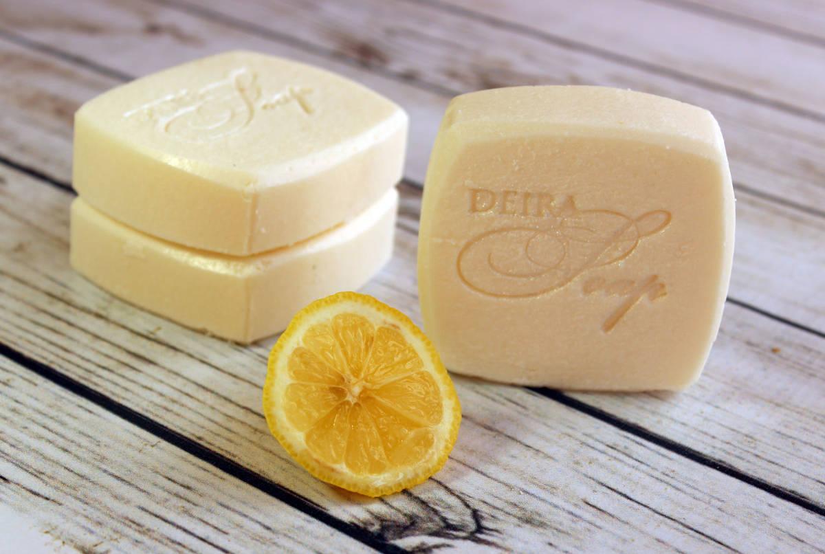 Мыло и лимон