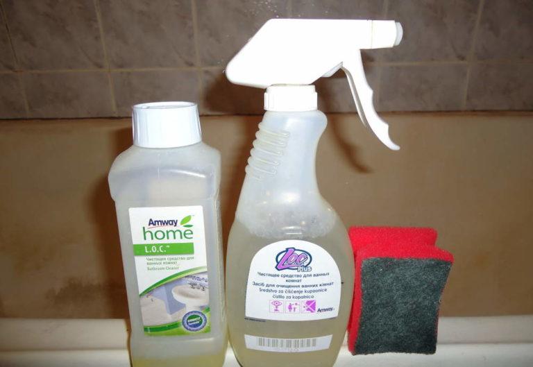 Каким чистящим средством чистить ванну фото